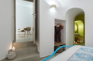 luxurious santorini suites kima villa cave elegant suite